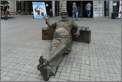 2018-08-03 Ekaterinburg -Sculpture Greenwich