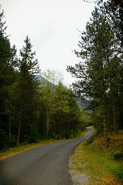 Toirigo, camí de la presa de Cavallers a la Vall de Boí.