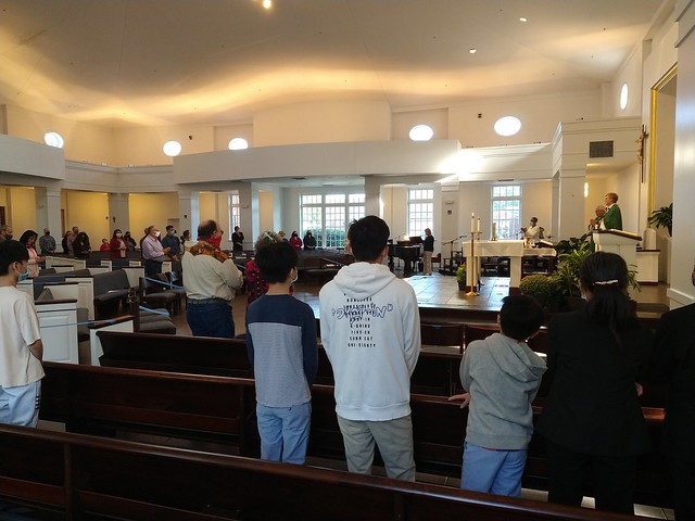 Mass during the COVID-19 pandemic