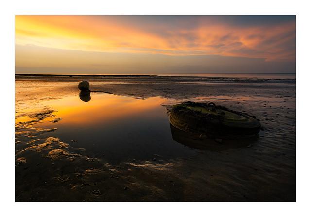 Normandic Sunset