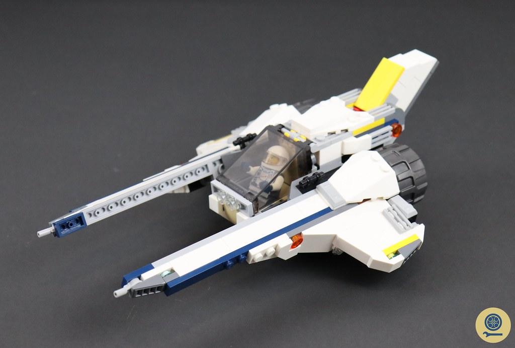 31107 Space Rover Explorer 6