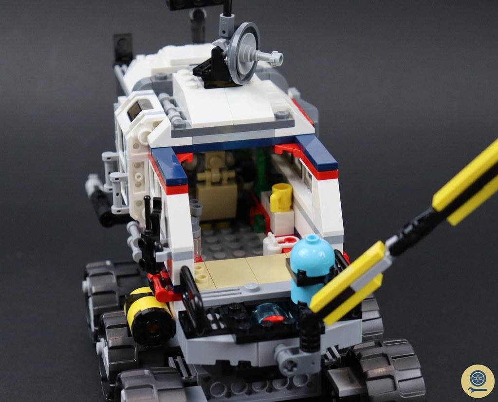 31107 Space Rover Explorer 3