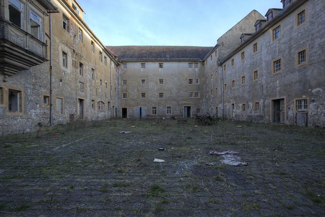 'The Yard'