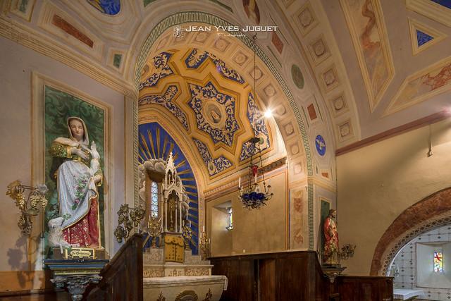 Église Saint-Vergondin à Penne (Occitanie - France)