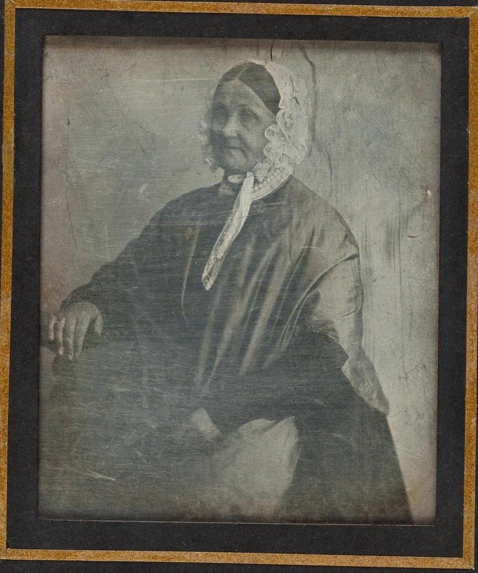 1847. Портрет Кувшинниковой Н.В.