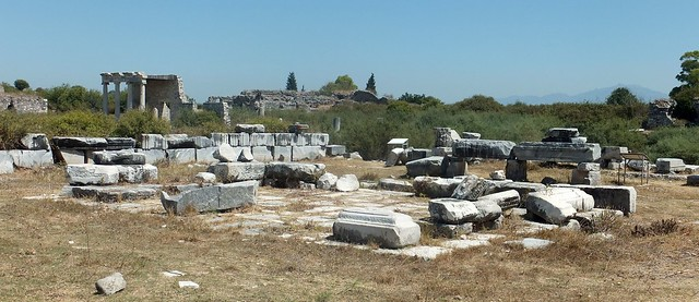 Miletus - the mighty, now ruined, but still impressive
