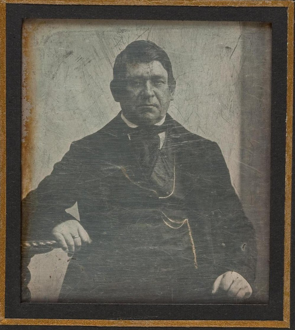 1847. Портрет Кувшинникова А.М