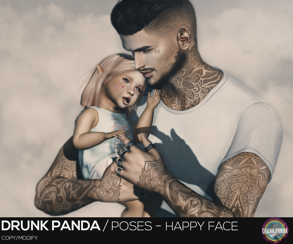 Drunk Panda – HappyFace