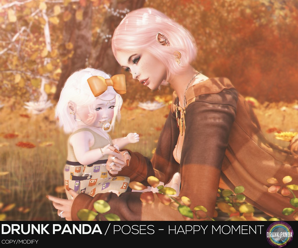 Drunk Panda - HappyMoment