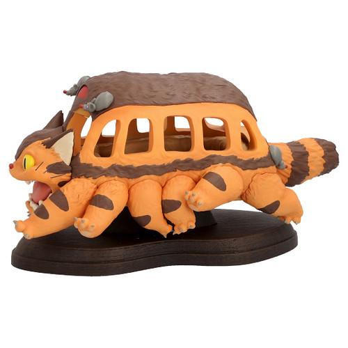 貓巴士出發囉!橡子共和國《龍貓》「找到了!貓巴士」 44公分躍動呈現~
