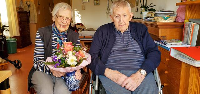 Gertrud and Heinz Blachnik