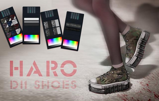 HARO DI1 SHOES