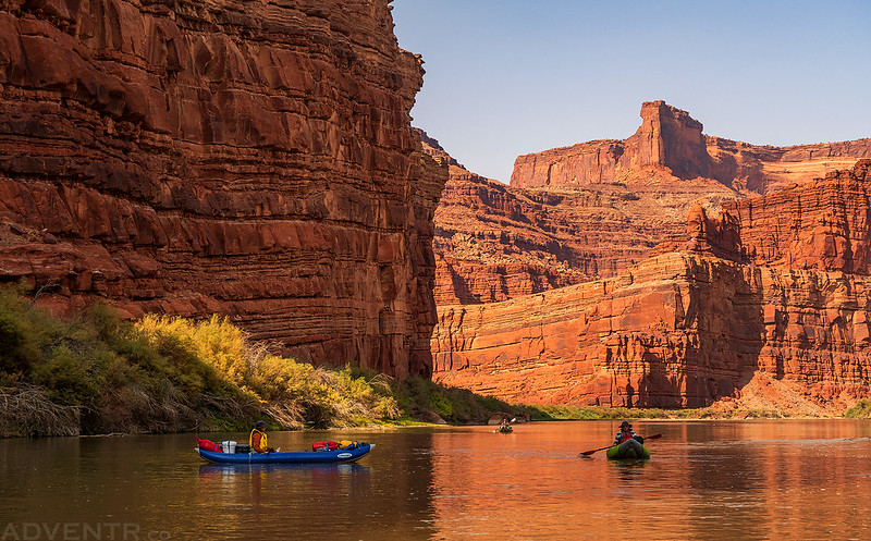Floating Meander Canyon