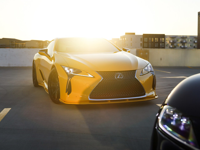 Lexus LC 500 x RS-R Sport-i Coilovers