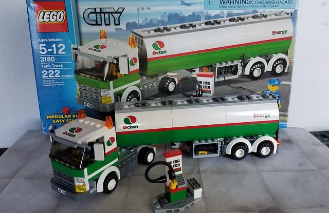 Lego Set 3180