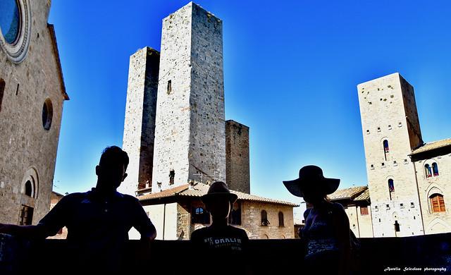 All'ombra delle Torri - San Gimignano