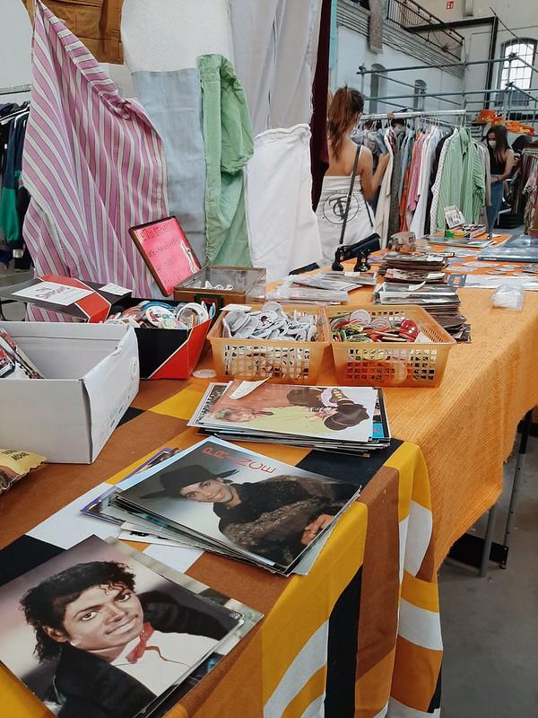 Mercado vintage en el festival See U I