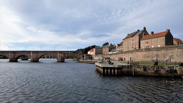 A story of three bridges: Berwick Old Bridge (1624)