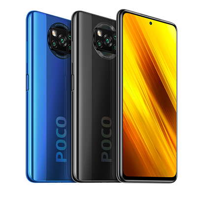 POCO X3 NFC Mid-Range Phone from Xiaomi