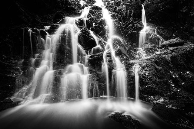 Balhomish Burn Falls