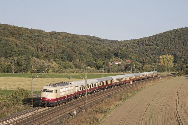 D DB 103 245-7 Harrbach 19-09-2020