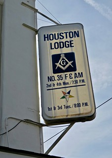 Houston Masonic Lodge, Perry, GA