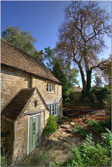 Church Farm House, Ford