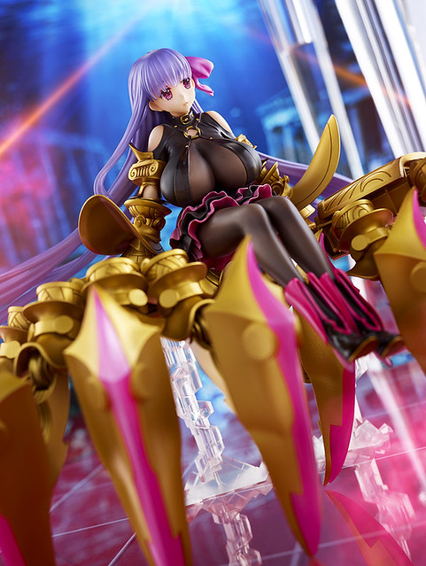quesQ《Fate/Grand Order》Alter Ego / Passionlip 1/7比例模型 巨巨重磅來襲!