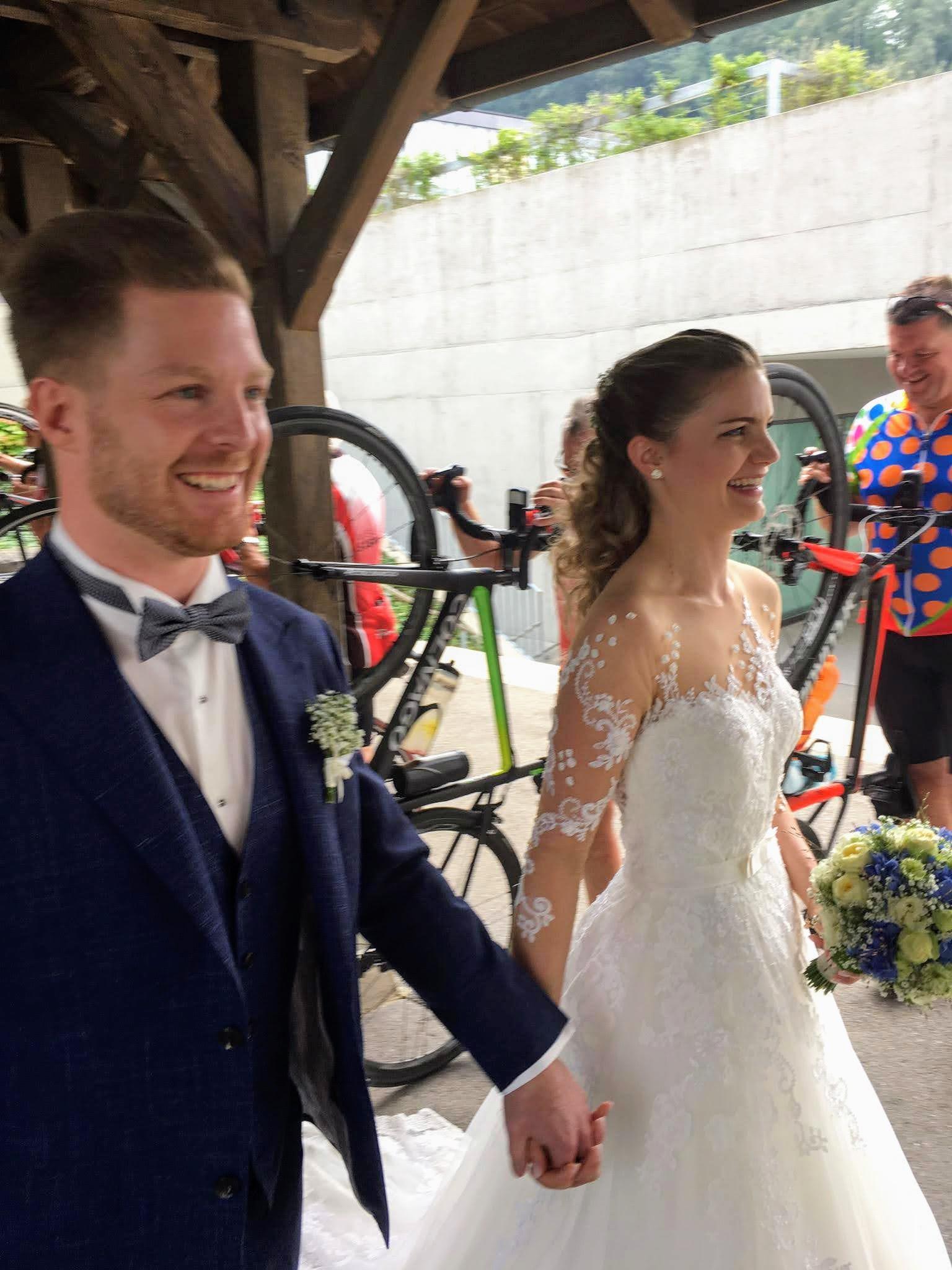 TA Greifensee, Hochzeit Nicole und Tobias