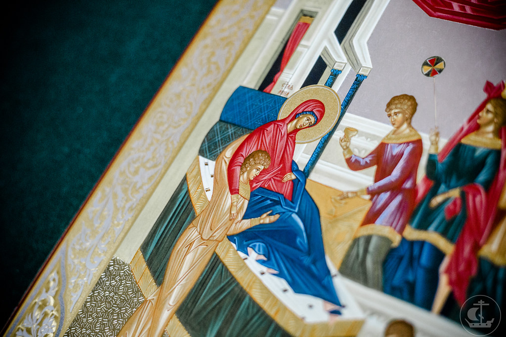 20-21 сентября 2020, Рождество Пресвятой Богородицы / 20-21 September 2020, The Nativity of Our Most Holy Lady the Theotokos