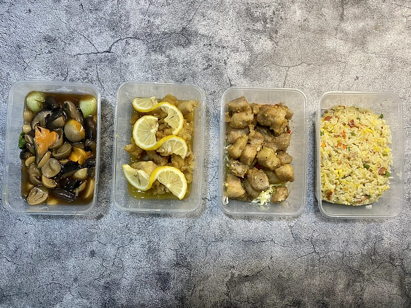 Eat Fresh Hongkong Street Food, Maybunga