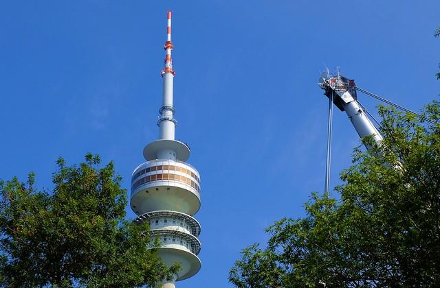 Munich - Olympiaturm