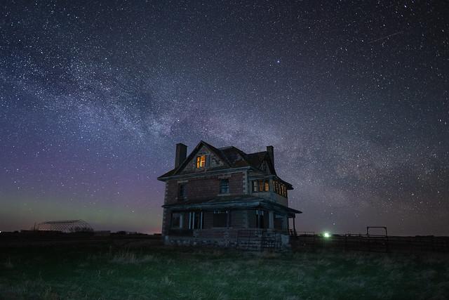 Midnight Mansion