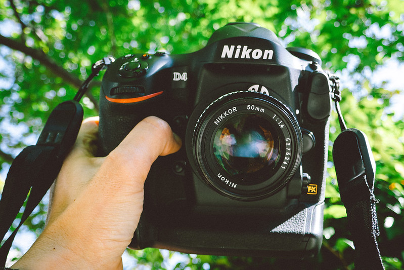 Nikon D4 + Ai Nikkor 50mm F1.4