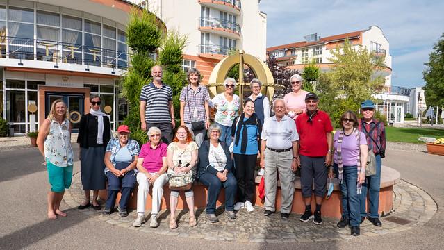 29.08. - 04.09.2020 Seniorenferien Bad Gögging