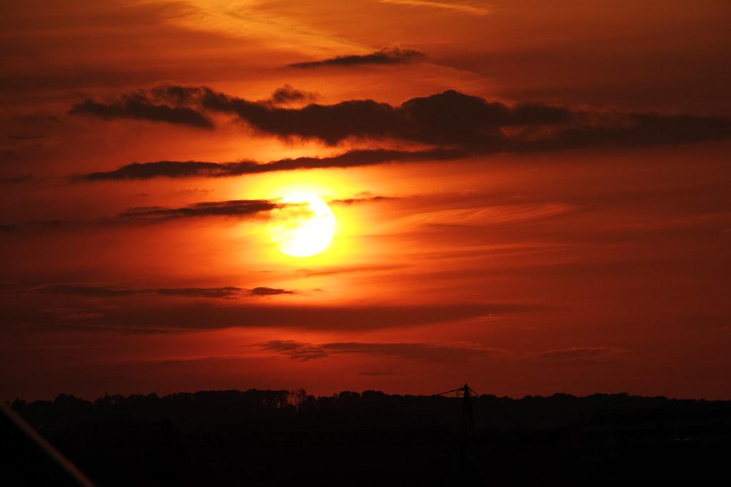 Yesterday's Sunset, Basel/Switzerland