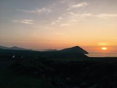 Sunset Western Europe