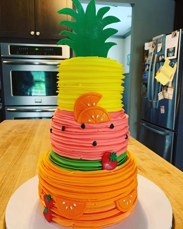 Cake by A Sweet Affair Confectioneries