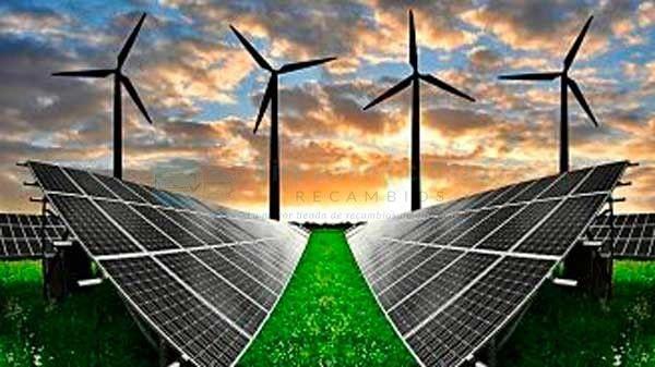 Más de la mitad de los españoles confía en las energías verdes como solución a la crisis climática