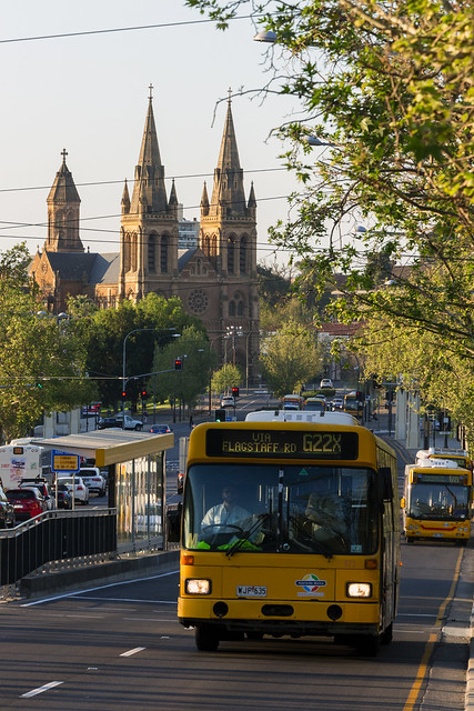 Adelaide Metro Buses