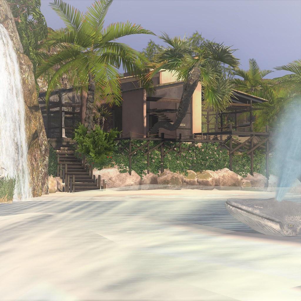 Tropical Escape @ Mysterious Estates