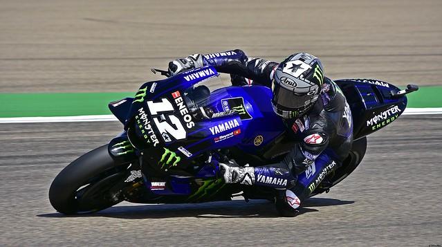 YAMAHA YZR-M1 / Maverick Viñales / ESP / Monster Energy Yamaha MotoGP