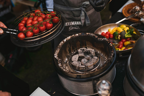 Tomatoes OnThe Grill Open Kitchen | by wuestenigel