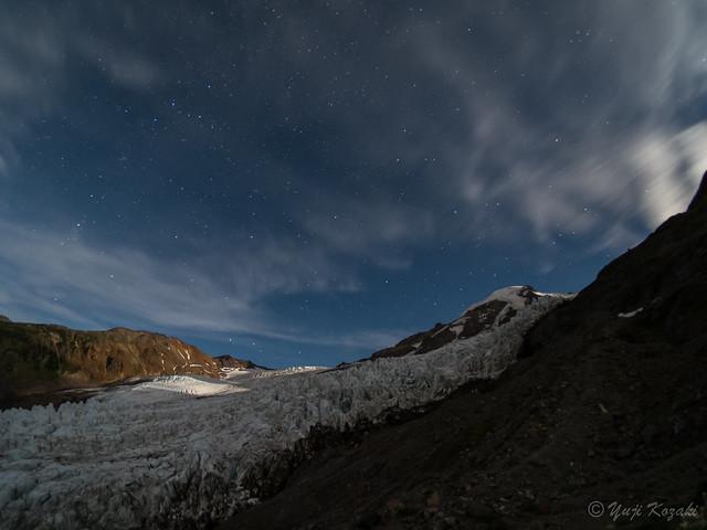 Mount Baker and Glacier