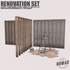 NOMAD // Renovation Set