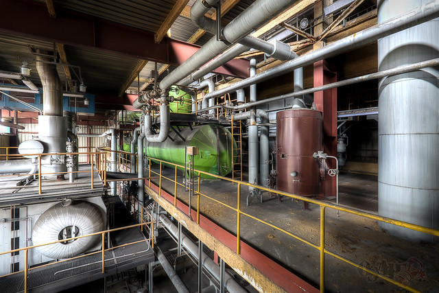 Heating plant FF 05