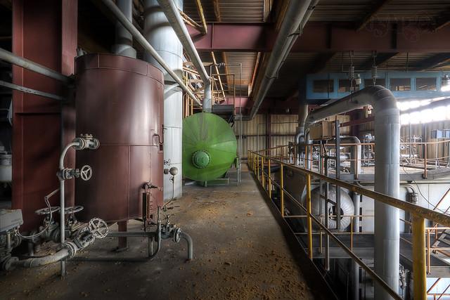 Heating plant FF 19