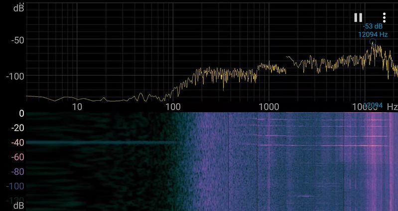 Spectrum (finger snap)