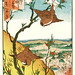 Japanese Flower and Bird Art posted a photo:Japanese art print by Yoshitaki Utagawa (1841-1899)