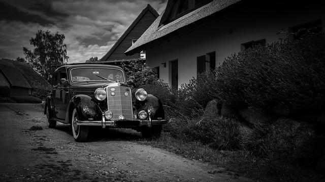 Mercedes 170 S